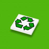 CUS1091 Recycle (Berthil van Beek) wit NIEUW *0A000