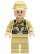 iaj006 Indiana Jones- Duitse soldaat 4 NIEUW *0M0000