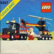 INS6357-G 6357 BOUWBESCHRIJVING- Stunt 'Copper N' Truck gebruikt *LOC M2