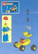 INS6439-G 6439 BOUWBESCHRIJVING- Mini Dumper gebruikt *LOC M2