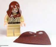 LEGO sw206 Star Wars:Obi wan Kanobi (Vleeskleurig hoofd) NIEUW loc