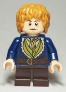 LOR: Bilbo Baggins- Darkl Blue Coat