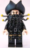 poc007G Pirates of the Carribean- Blackbeard gebruikt loc