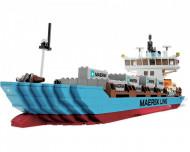 Set 10155- Maersk Line Container Ship NIEUW