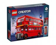 Set 10258-GB London Bus gebruikt deels gebouwd *B036