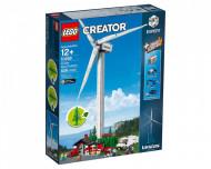 Set 10268-GB Vestas Wind Turbine gebruikt deels gebouwd *B036