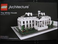 Set 21006 - Architecture: The White House- Nieuw