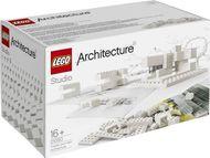 Set 21050 - Architecture: Studio- Nieuw Doos verkleurd