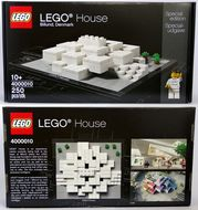 Set 4000010 - Promotional: LEGO house- Nieuw