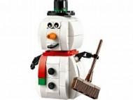 Set 40093 - Holiday: Snowman- Nieuw