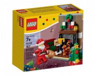 Set 40125 Santa's Visit NIEUW