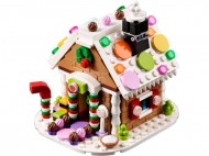 Set 40139 - Holiday: Gingebread House- Nieuw