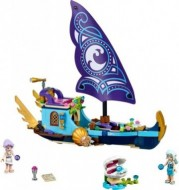 Set 41073-G - Elves: Naida's Epic Adventure Ship D/H/97%- gebruikt