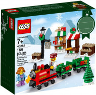 Set 41262 - Holiday: Christmas Tran Ride- Nieuw