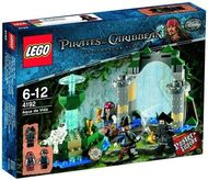 Set 4192 - Pirates of the Caribbean: Fountain of Youth- Nieuw