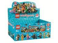 Set 4614607 COMPLETE DOOS 60 Minifigs serie 5 NIEUW loc