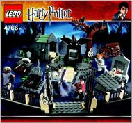 Set 4766 - Harry Potter: Graveyard Duel- Nieuw