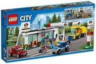 Set 60132 - Town: Service Station- Nieuw