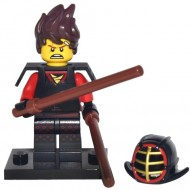 Set 6175016 COMPLETE DOOS 60 Minifigs The LEGO Ninjago Movie NIEUW loc