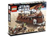 Set 6210 - Star Wars: Jabba's Sail Barge- Nieuw