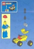 Set 6439 BOUWBESCHRIJVING- Mini Dumper gebruikt loc LOC M2