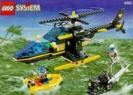 Set 6462 BOUWBESCHRIJVING- Aerial Recovery  gebruikt loc