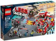 Set 70813 - The Lego Movie- Rescue Reinforcements- Nieuw