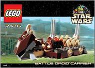 Set 7126 - Star Wars: Battle Droids Carrier- Nieuw