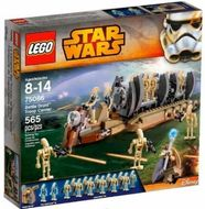 Set 75086 - Star Wars: Battle Droid Troop Carrier- Nieuw