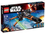 Set 75102 - Star Wars: Poe's X-wing fighter- Nieuw