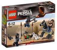 Set 7569 - Prince of Persia: Desert Attack- Nieuw
