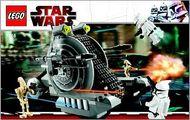 Set 7748 - Star Wars: Corporate Alliance Tank Drois- Nieuw