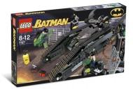 Set 7787 Batman The Bat-Tank ** doos licht beschadigd **-Nieuw