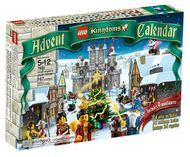 Set 7952 - Kastelen/Ridders: Kingdoms Advent Calendar- Nieuw
