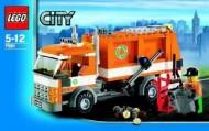 Set 7991 BOUWBESCHRIJVING- Recycle Trick gebruikt loc