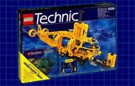 Set 8299 Technic Sea Sub-Nieuw
