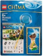 Set 850777 - Legends of Chima: Legends of Chima Accessory Set- Nieuw