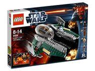 Set 9494 - Star Wars: Anakin's Jedi Interceptor- Nieuw