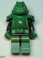 sw075 Star Wars:Gamorrean Guard grijze armen NIEUW loc