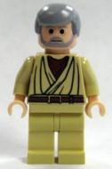 sw174 Star Wars: Obi-Wan Kenobi (Old, Light Flesh) NIEUW *0M0000