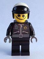 tlm007 Scribble-Face Bad Cop (Politie) NIEUW *0M0000