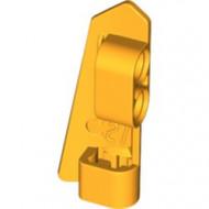 11946-110 Technic, Sierpaneel #21 zeer klein glad side B oranje, lichthelder NIEUW *4T077