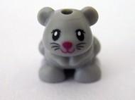 24183pb03-86 Hamster grijs, licht (blauwachtig) NIEUW *0D000
