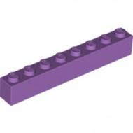 3008-157 Steen 1x8 lavender, midden NIEUW *5K0000