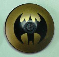 3960pb017-11 Schotel 4x4 Batman motief Zwart NIEUW loc L16-4