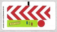 7592stk01 STICKER: Propellor Adventures NIEUW loc