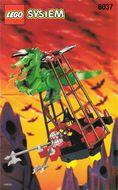 Set 6037 BOUWBESCHRIJVING- Windship  gebruikt loc