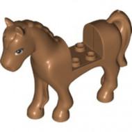 93083c01pb16-150 Friends paard caramel, midden NIEUW *5K000