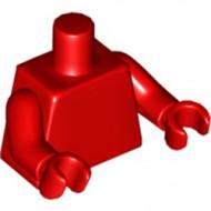 973c44-5 Rood lijf, rode armen, rode handen rood NIEUW *0B0000