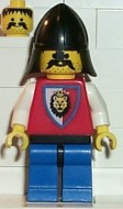 cas064G Royal Knights - Knecht 2 gebruikt *0M0000